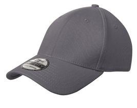 New Era 39THIRTY Structured Stretch Cotton Hat Gray Graphite Cap NE1000 ... - $9.80+