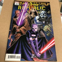 Star Wars Age of Republic Special #1 cover D variant - $79.20