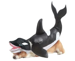 ANIMAL PLANET ORCA DOG COSTUME VARIOUS SIZES BRAND NEW - $9.99