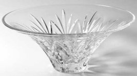 "Marquis By Waterford ""Caprice"" Lead Crystal Bowl 12"" MADE IN SLOVAKIA CL... - $144.60"