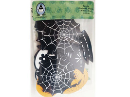 Lil Davis Designs Spooky Chipboard Shapes Witches Brew #01-002610