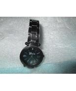 Luxury Watch Women Ladies Rhinestone Quartz Sport Military Stainless Ste... - $13.50