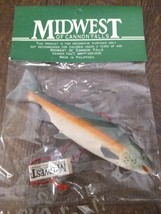 Midwest of Cannon Falls Fish Christmas Ornament Rainbow Trout - $39.08