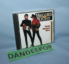 Hard Workin' Man by Brooks & Dunn (CD, Feb-1993, Arista) - $7.91