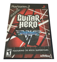 Sony Game Guitar hero van halen - $19.99