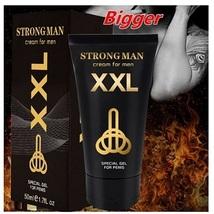 New Strong Man Titanium Gel Xxl Cream Penis Enlargement Cream Increase G... - $28.70+