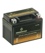 YTX4L-BS Scooter Battery for HONDA NB50 Aero 85-'87, NQ50 Spree, TG50 Gy... - $21.41