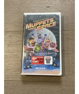 Jim Henson's Muppets In Space Collectible VHS BRAND NEW SEALED - $7.00