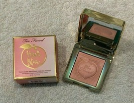 Too Faced Peach Blur Translucent Smoothing Finishing Powder, Travel Size 0.14oz - $14.39