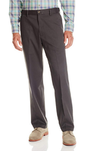 Dockers Men's Comfort Khaki Stretch Relaxed-fit Flat-Front Pant 34X29 - $34.64
