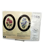 Creative Circle 0565 Romantic Roses Needlepoint Kit Sealed - $19.99