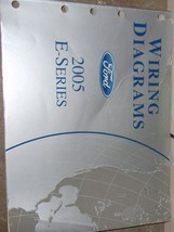 2005 Ford Econoline E-SERIES Electrical Wiring Diagrams Service Repair Manual - $26.39