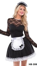 Exotic French Maid Halloween costume - $30.00
