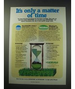 1991 Nor-Am Nitroform and Nutralene Ad - It's only a matter of time - $14.99