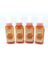 Lot of 4 Bath & Body Works Sweet Cinnamon Pumpkin Gentle Foaming Foam Ha... - $26.99