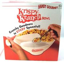 Handy Gourmet Krispy Krunch Bowl New In Box - $10.36