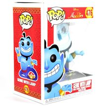 Funko Pop! Disney Aladdin Genie with Lamp #476 Vinyl Action Figure IN STOCK NIB image 5