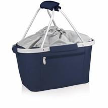 Picnic Time Metro Insulated Basket, Navy - $744,55 MXN