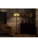Tiffany Style Baroque Dragonfly Rose Floor Lamp Light Home Lighting Fixt... - $259.70+
