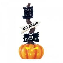 Spooky Halloween Pumpkin Light-up Sign SSW-10018138 - ₨2,132.96 INR