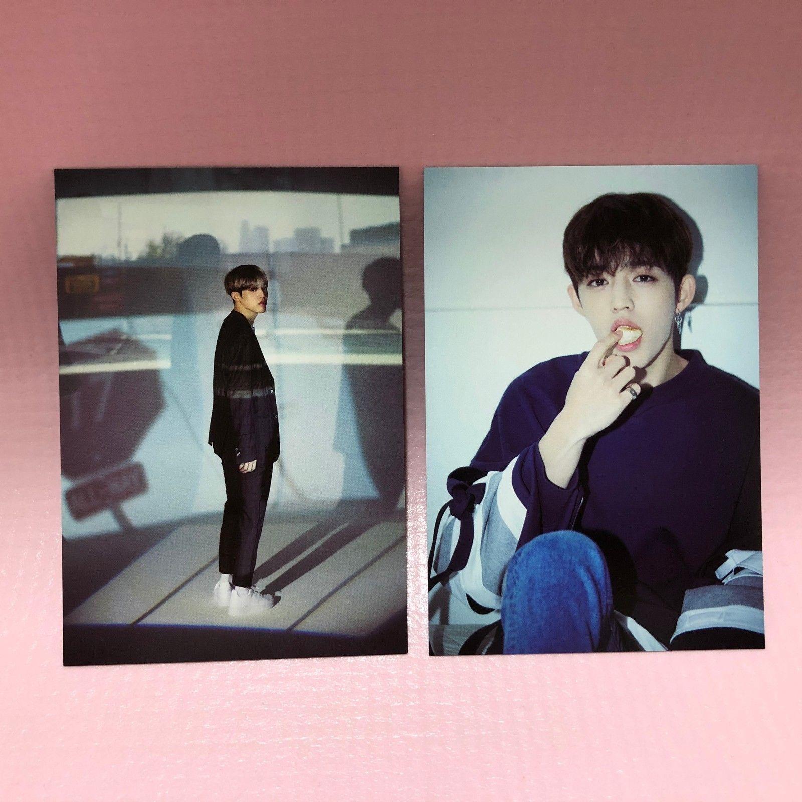 SEVENTEEN S.COUPS Name Card Official PHOTOCARD Special Album Director/'s Cut 에스쿱스