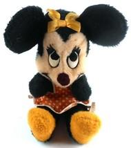 Minnie Mouse Plush California Stuffed Toys Walt Disney 14.5 inches Vinta... - $24.49
