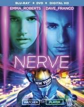 Nerve (Blu Ray/DVD)(Ws/Eng/Eng Sub/Span Sub/Eng Sdh/5.1Dts-Hd)