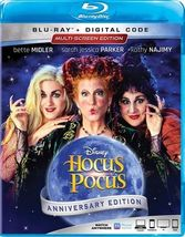 Disney Hocus Pocus 25th Anniversary Edition [Blu-ray + Digital]