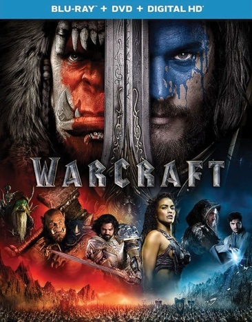 Warcraft (Blu Ray/DVD W/Digital Hd)