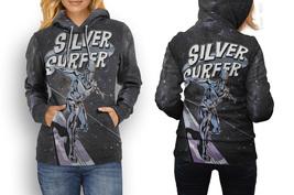 hoodie women SILVER SURFER - $43.99+
