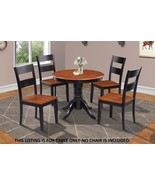 """M&D FURNITURE 36"""" ROUND DINETTE KITCHEN DINING TABLE IN VARIOUS COLORS - $198.00"""