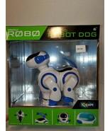 Vivitar R0B0 Dancing Robot Dog - Dances to Music and Lights Up, Walks on... - $12.50