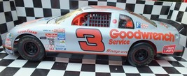 Dale Earnhardt #3 Goodwrench Silver Monte Carlo American Muscle 1/18 Die... - $67.90