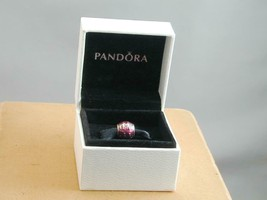 Authentic Pandora Sterling Enamel Family Bonds Charm new In Box - $39.99