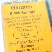 LOT OF 13 NEW GARDNER SPRING INC. V24C STOCK SPRINGS image 2