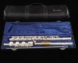 Gemeinhardt Gold Lip Silver Plated Flute - $394.11 CAD