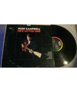 GLEN CAMPBELL, HEY LITTLE ONE 33RPM LP CAPITOL #ST2878 - $14.85