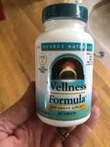 Source Naturals Wellness Formula, Herbal Defense Complex 90 Tablets - $56.99