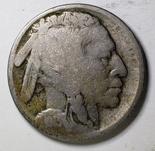 1913S Type 2 Buffalo Nickel 5¢ Coin Lot # 818-29