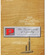 ORIGINAL Vintage 1966 Pacific Gunsight Company Catalog B - $18.55