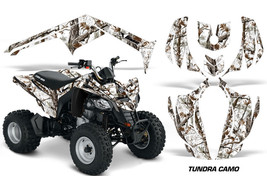 ATV Decal Graphic Kit Wrap For Can-Am DS250 DS 250 Bombardier 2006-2016 TUNDRA - $169.95