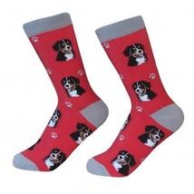 Bernese Mountain Dog Socks Fun Novelty Dress Casual Unisex SOX Sock Dadd... - $11.99