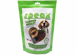 Speak Dog Treats Garden Medley Fruit and Vegetable Chews, 12 Ounce Bag - $16.34