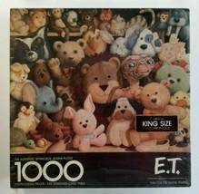 1982 Springbok ET Movie Jigsaw Puzzle Universal Studios New 1000 Pcs Kin... - $103.83