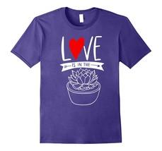 Succulent Lover Gift Funny T Shirt Men - $17.95+