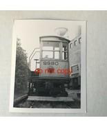 1942 Subway Maintenance Vehicle 9980 New York City Photograph - $19.79