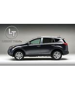 Toyota RAV4 Stainless Steel Chrome Pillar Posts by Luxury Trims 2013-201... - $76.38