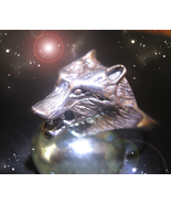 HAUNTE ANTIQUE RING THE MOST MIGHTY MALE MASCULINE POWER SECRET OOAK MAG... - $10,337.77