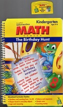"LeapFrog LeapPad Math ""The Birthday Hunt"" - $4.75"