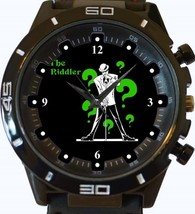 The Riddler Guess New Gt Series Sports Unisex Gift Watch - $34.99